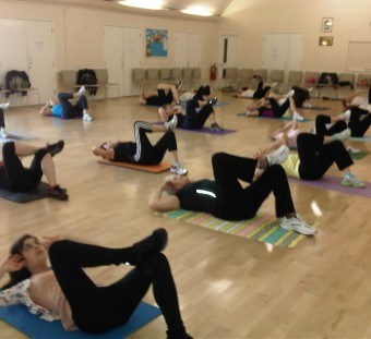Aerobic Work Out