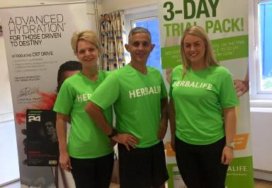 Claire for Fitnes & HerbaLife